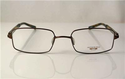 Eyeglass Frames Made Japan : OLIVER PEOPLES GLASSES RUSTON FASHION EYEGLASS FRAME Japan ...