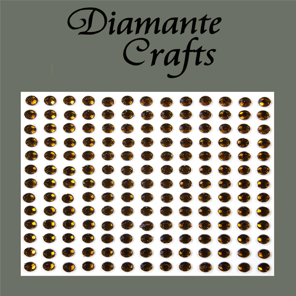 169-x-4mm-Diamante-Self-Adhesive-Rhinestone-Body-Gems-Choose-from-19-Colours