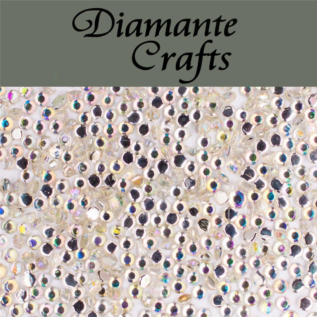 1000 x 1mm diamante loose flat back rhinestone nail body for Rhinestone jewels for crafts