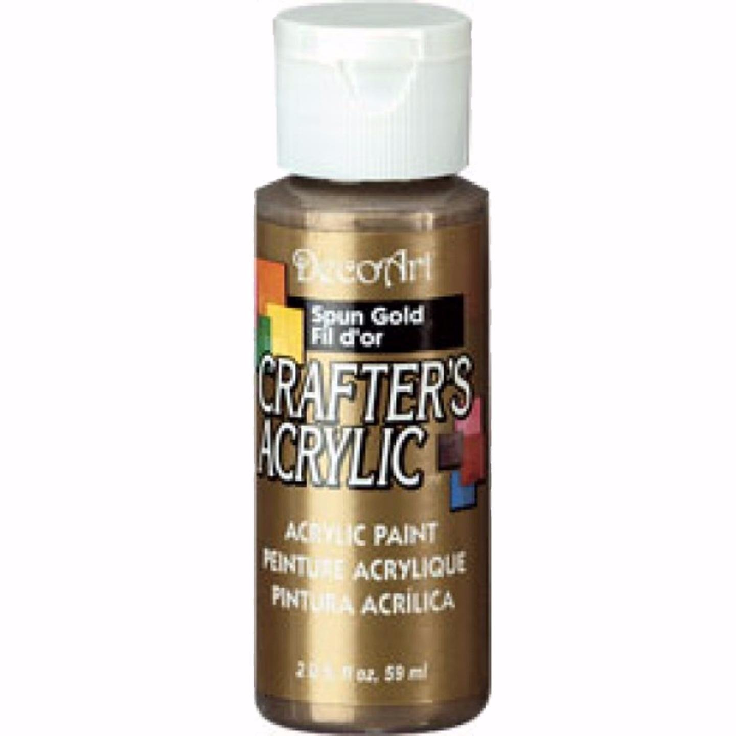 Crafters Acrylic All Purpose Paint