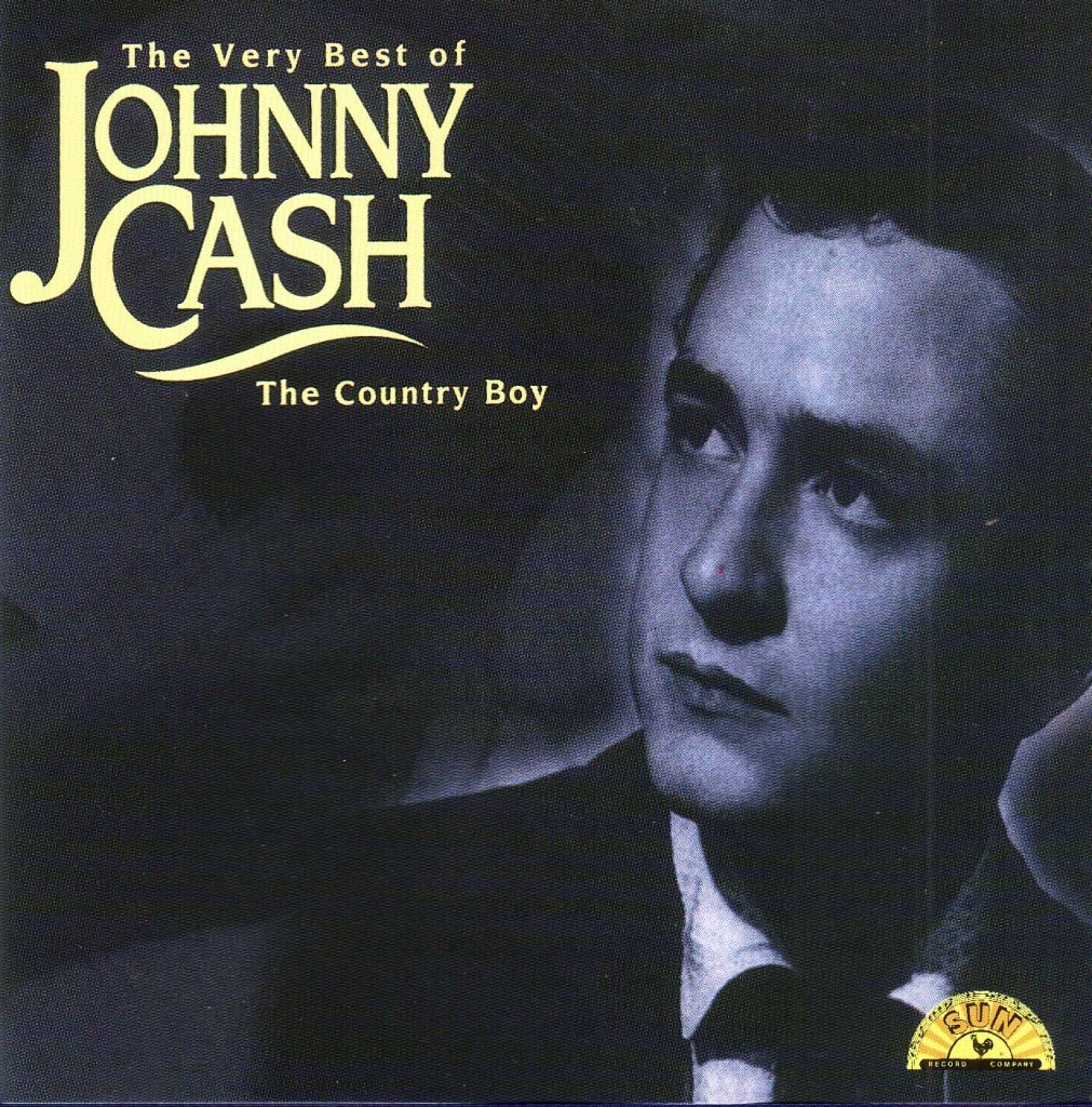 JOHNNY-CASH-Country-Boy-Very-Best-Of-CD-1996-SUN-Label-25-Tracks