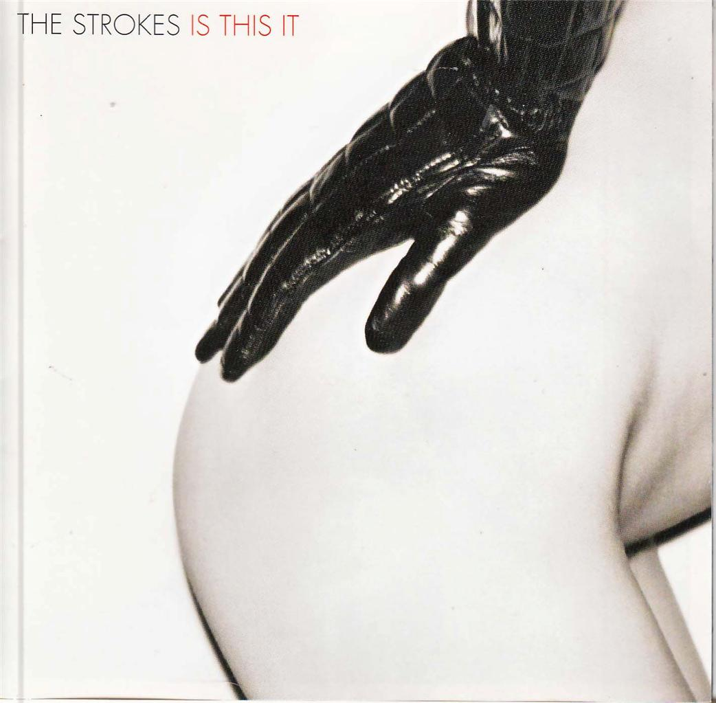 THE-STROKES-This-Is-It-OZ-CD-2001