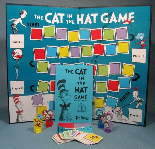 CAT-IN-THE-HAT-Board-GAME-Dr-Seuss