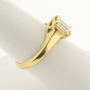 Goldsmiths Millenium Cut Diamond Ring