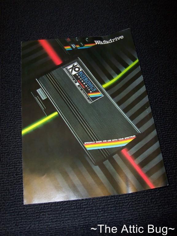 Sinclair-ZX-Spectrum-Rotronics-Wafadrive-Advertising-Brochure