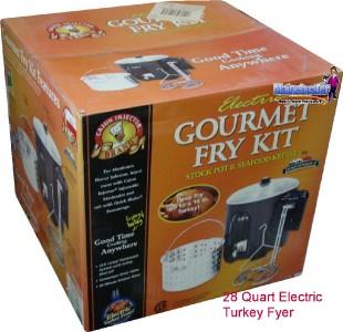 cajun injector electric fryer manual