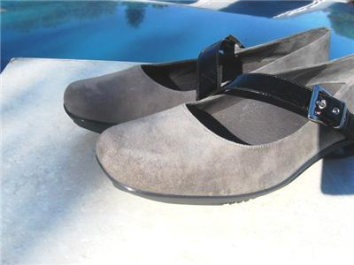 asgi soft suede mary jane shoes womens asgi splendor mary jane shoes sz 9 m