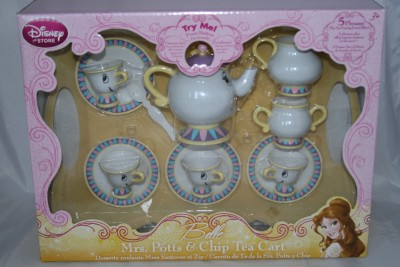 Princess Tea Party Cups Car Interior Design