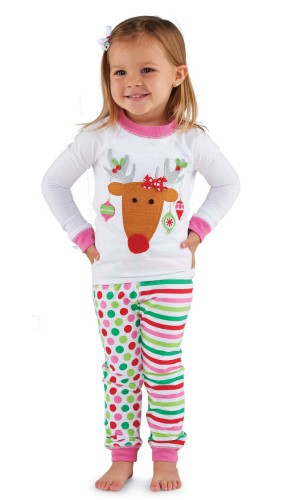 In our line of girls Christmas pajamas, you'll find fine craftsmanship and attention to detail with add-ons like hand smocking, appliquéd designs and embroidery. Other girls Christmas pajamas in our collection include custom touches like .