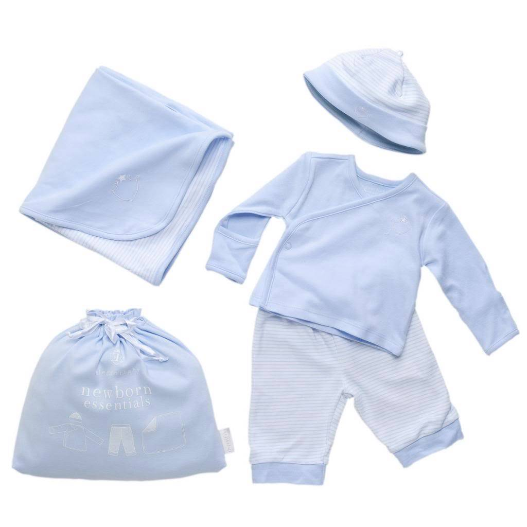 Baby Boy Gift Clothes : Elegant baby take me home piece gift set infant newborn