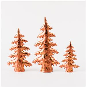 180 degrees porcelain copper alpine christmas 6 11 for 180 degrees christmas decoration