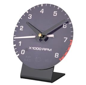 Personalised Desk Clock Available In 2 Different Shapes Ebay