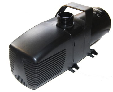 Submersible water pond garden pump filter 18000l h ebay for Water garden pumps and filters