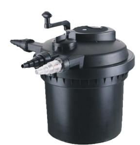 Koi Fish Pond Pressurized Water Filter 6000l 11w Uv Ebay