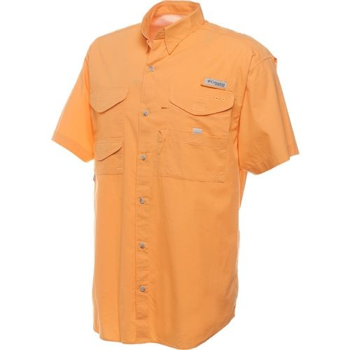 columbia sportswear mens bonehead vented fishing pfg shirt
