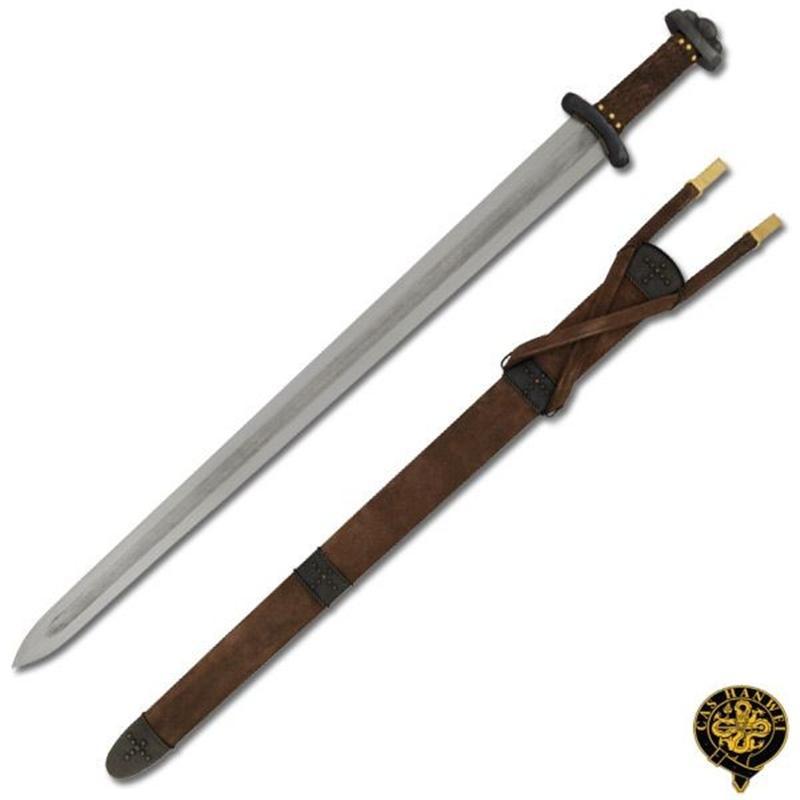 Как сделать меч викинга