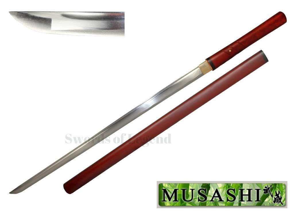 Zatoichi Sword Musashi Burgund...