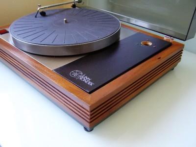 Vintage Original Linn Sondek Lp12 Turntable Very Early