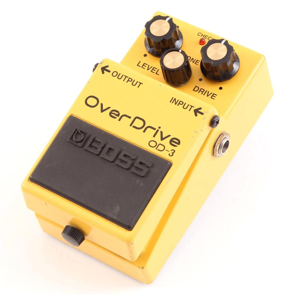 Boss Od 3 Overdrive Guitar Effects Pedal Pd 7675