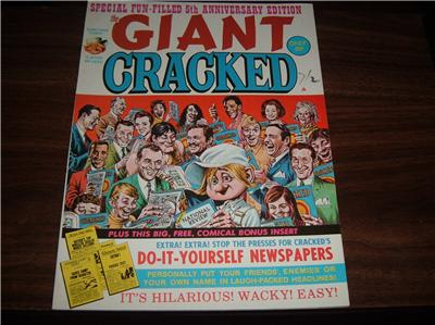 CRACKED MAGAZINE LOT ALL COLLECTORS/SPECIAL EDITIONS 13 IN ALL (82-99) HUMOR HTF