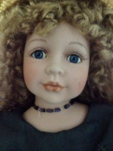 28 Ashley Belle Collection Manda Doll in Original Box