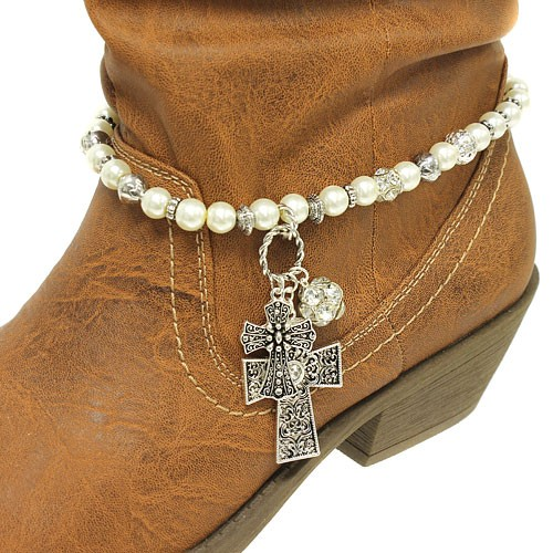 Boot bracelet, Silver & rhinestone boot bracelet, Silver boot jewelry, Rhinestone and silver boot bling, Boot jewellery, Boot anklet, Gift BulletsBeadsBaubles. 5 out of 5 stars () $ Favorite Add to See similar items + More like.