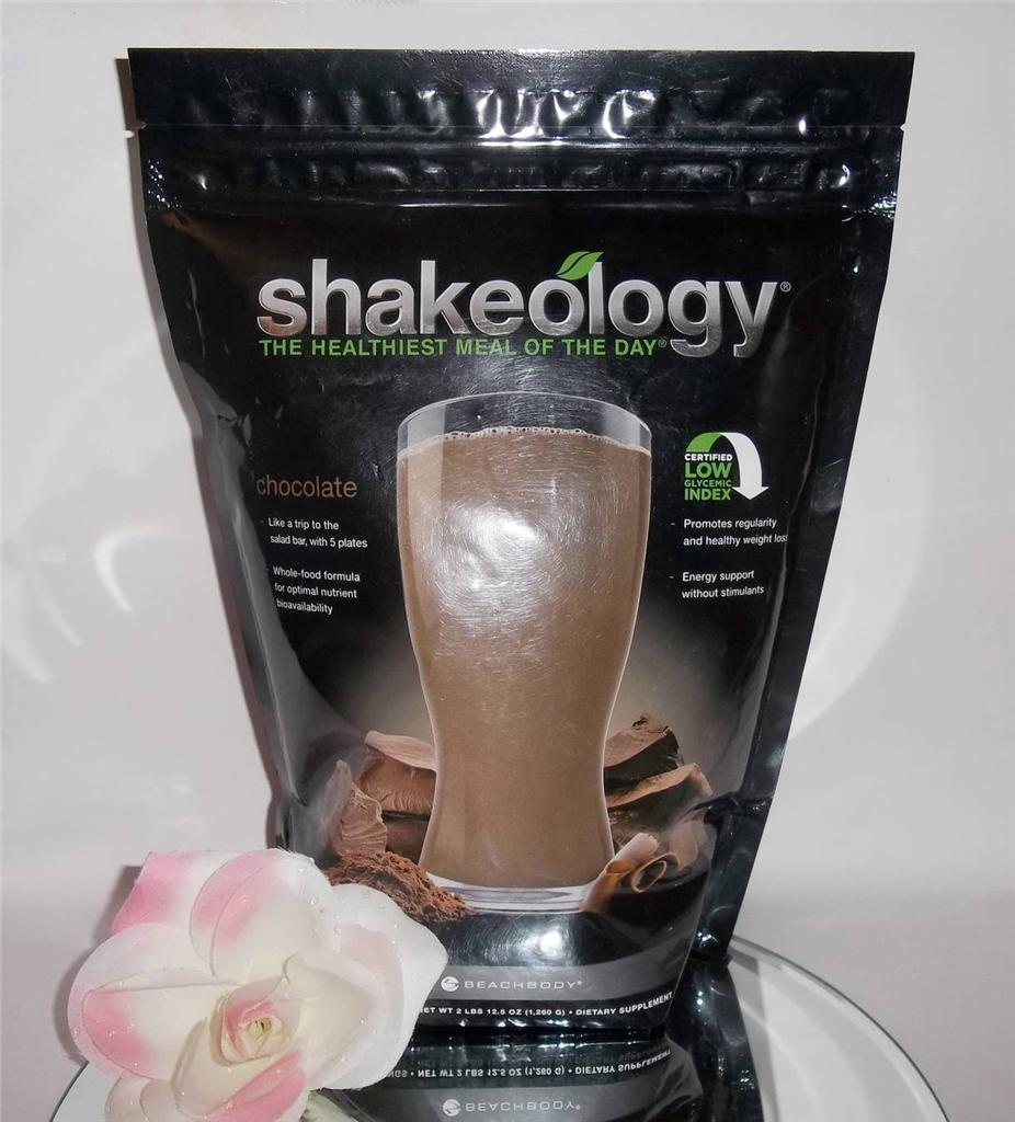 Shakeology Protein Shake Mix Powder 30 Day Supply Bag CHOOSE ...