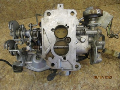 89 Mazda B2200 Carburetor « Heritage Malta