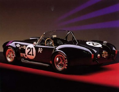 1966 Shelby Ford Cobra 10x8 In Photo Print
