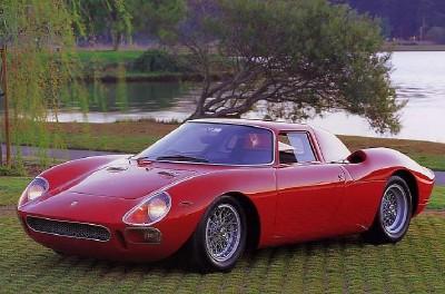 1965 Ferrari 250 LM 10x8 In Photo Print
