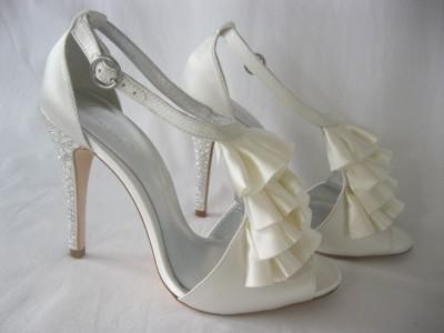 Ivory Sabine Shoe