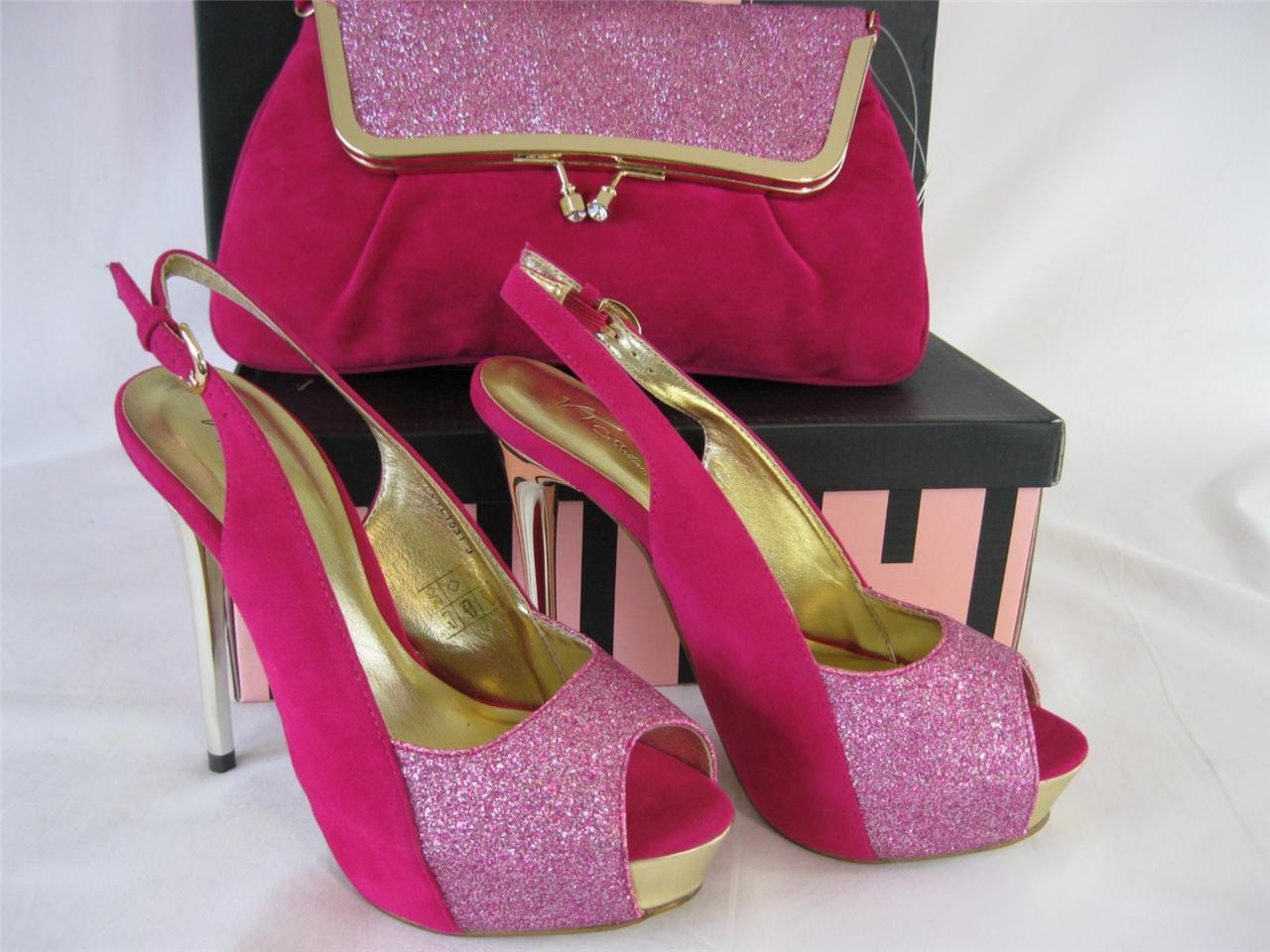 bolsos de trapillo pink purses and shoes