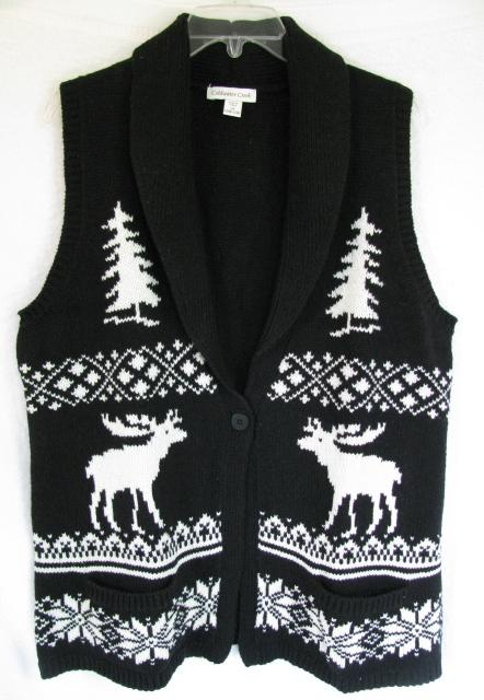 Coldwater-Creek-Nordic-Style-Wool-Blend-Reindeer-Sweater-Vest-with-Pockets
