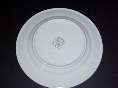 GREENBRIER RESORT HOTEL CHESAPEAKE & OHIO C&O RAILROAD CHINA DINNER