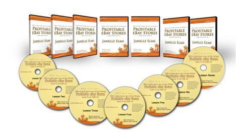 complete cd set profitable ebay stores