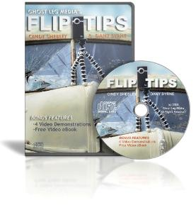 clovercity flip tips cd