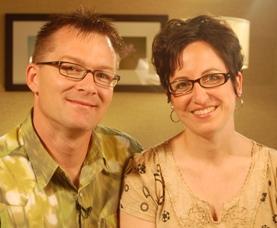 Kelli and Jim