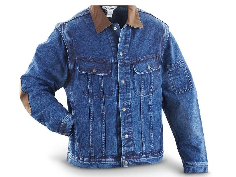 Jeans Куртка
