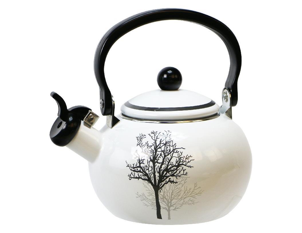 Whistling Tea Kettle ~ Corelle qt whistling tea kettle steel stovetop safe