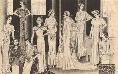 Fashion Catalogues on Elegance Economie 1930 S French Fashion Catalogues Cd   Ebay