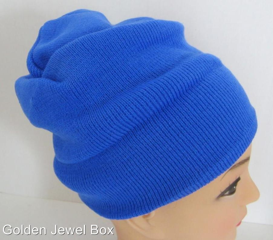 new unisex cool winter beanie hat ribbet skull cap scuff