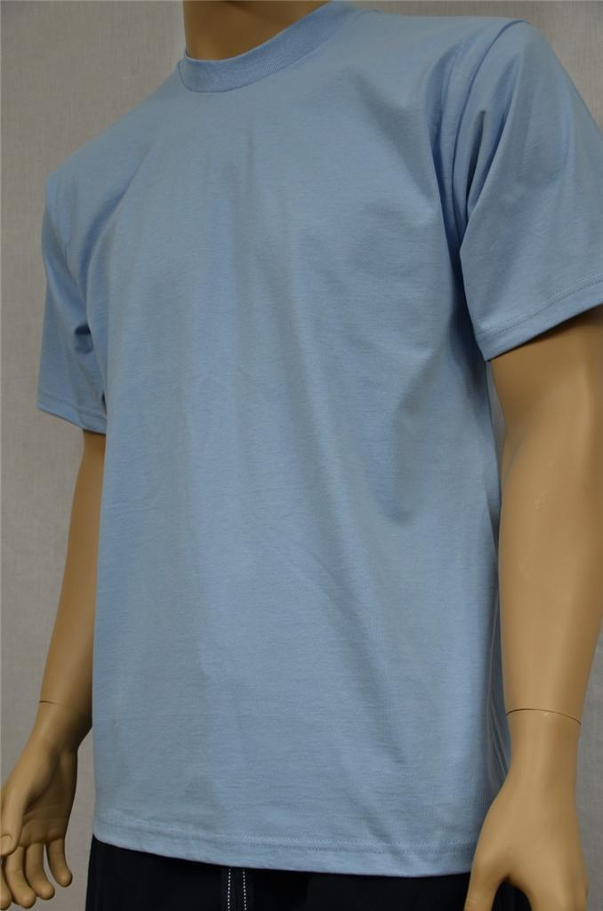 1 new proclub s xl heavy weight t shirt plain tee pro club for T shirts for clubs