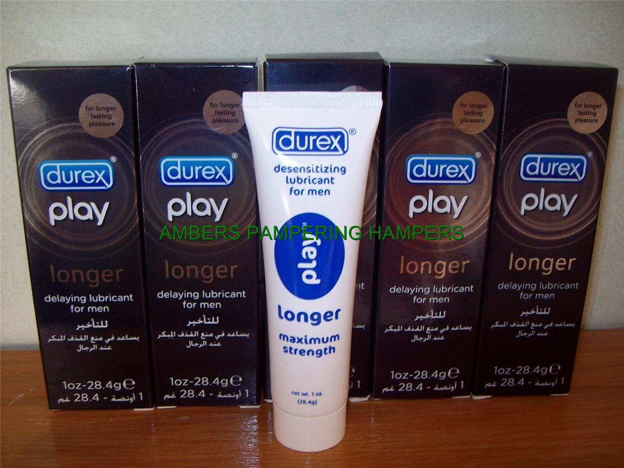Durex Play O Lubricants Mince His Words Silky Lubricant 100ml Longer