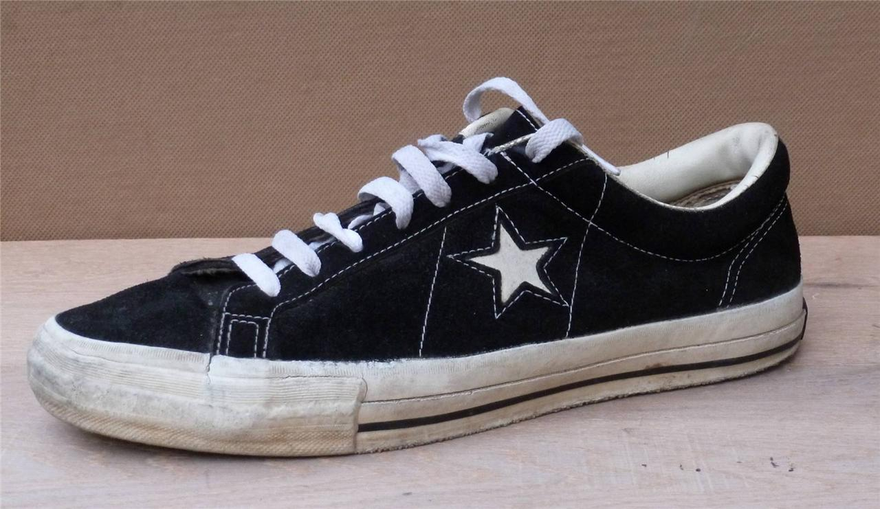 Converse One Star OX Skin Low Brown Suede Shoes Cheap