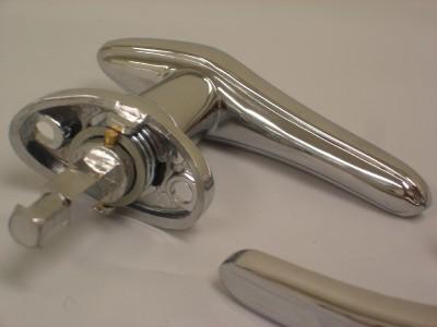 1930 1931 ford model a locking outside door handles w key for 1930 door locks