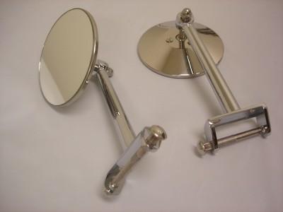 1932 1933 1934 Ford Truck Door Hinge Pin Mirrors 32 33 Ebay