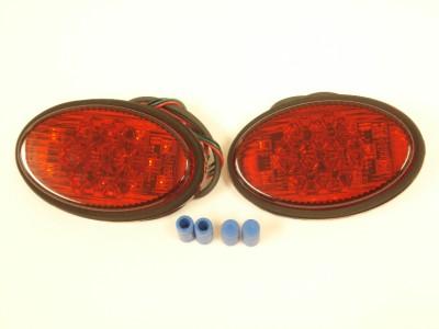 1956 1957 1958 1959 1960 1961 Volkswagen Beetle VW LED Tail Lights