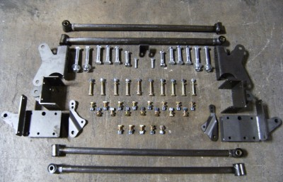 1948 1956 Ford Pickup Truck Rear Parallel 4 Link Four