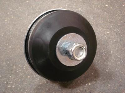 Universal Thru Bolt Engine Mount Cushion Set Street Rod