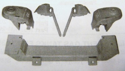 Pinto V8 Conversion Mounts Kits http://www.ebay.com/itm/1942-48-Ford-Bolt-On-Pinto-IFS-Kit-SBC-V8-Mounts-/360698146440